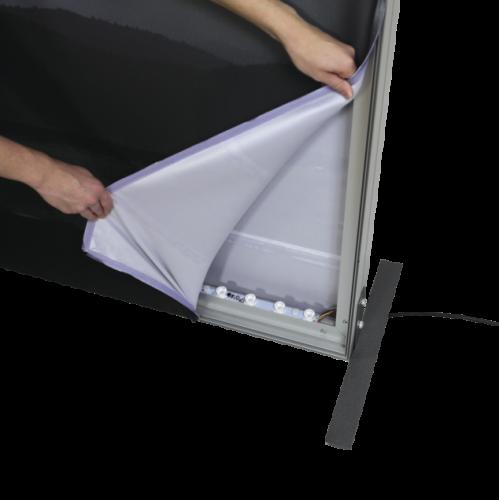 戶外UV燈箱布