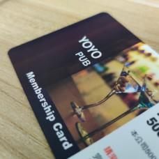 0.38mm啞面PVC卡片